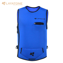 Layatone Surfing Vest Jacket For Motorboat Fishing Inflatable Boat Sport Yacht Water Rafts Kayak Motor For Men K1603(China)