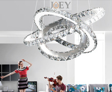 Modern LED Crystal pendant lights simply lamp for bed room The hall lamp and LED supper thin lighting Guaranteed 100% 9057-357(China)