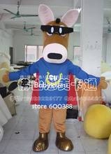 High quality Adult size Cartoon super horse Mascot Costume mascot cosplay halloween costume christmas Crazy Sale