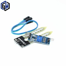Smart Electronics Soil Moisture Hygrometer Detection Humidity Sensor Module For arduino Development Board DIY Robot Smart Car tu