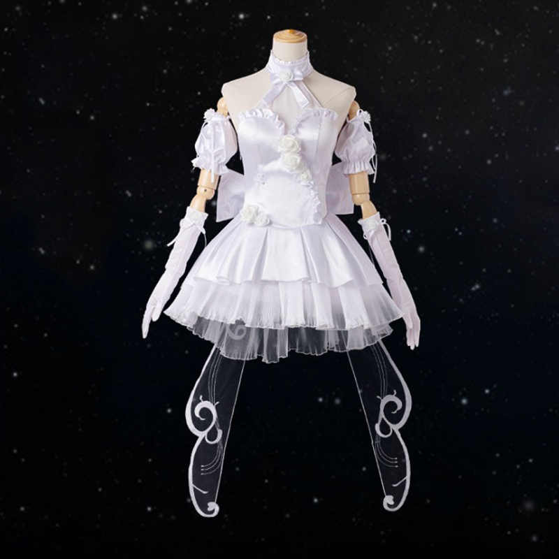 Game Hatsune Miku Cosplay Costumes Vsinger Luo Tianyi Cosplay Costume Halloween Party Vocaloid Miku Anime Cosplay Dress
