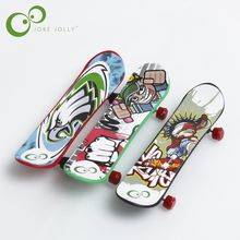 Superior quality cartoon mini finger skate children motion alpinia oxyphylla toys factory direct sales GYH(China)
