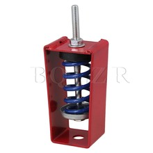 Red Blue Ceiling Soundproof Reduce Vibration BQLZR Steel Damper Shock Absorber(China)