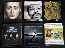 Random Delivery Wholesale Lots of 30 CDs USA Original Edition ADELE MAXWELL Beach Boys and more...(China)