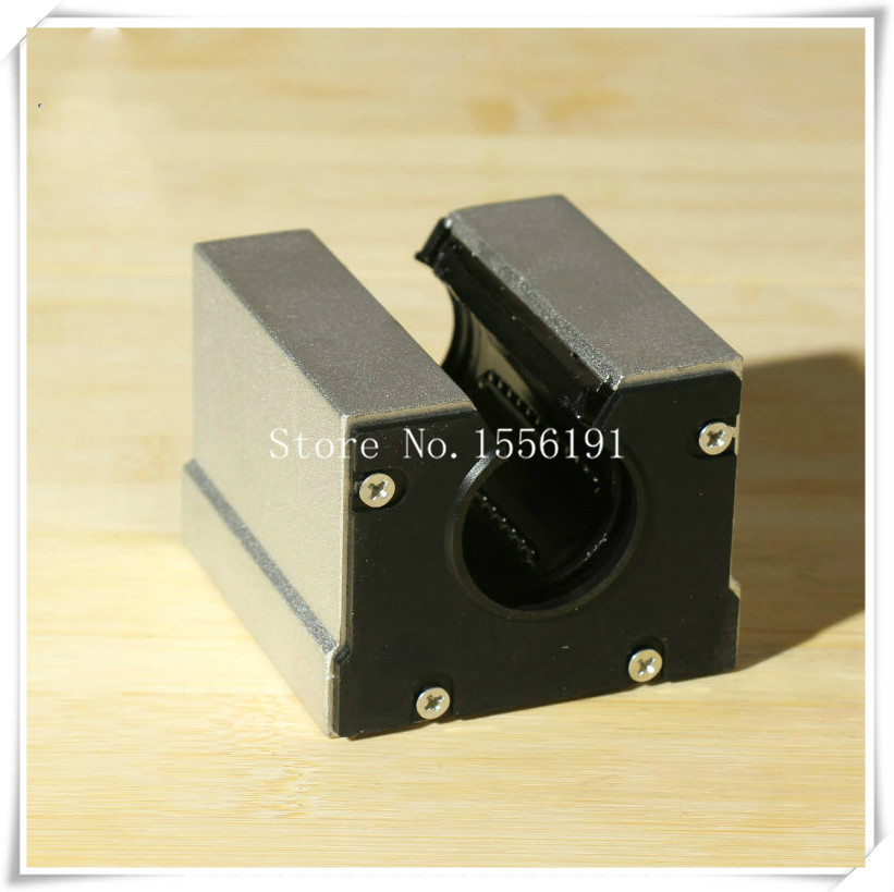 1PCS  SBR25UU Slide Linear Bearings,Dust-proof Open Box Type,Slide axis  Linear motion ball silide units,CNC parts High quality<br><br>Aliexpress