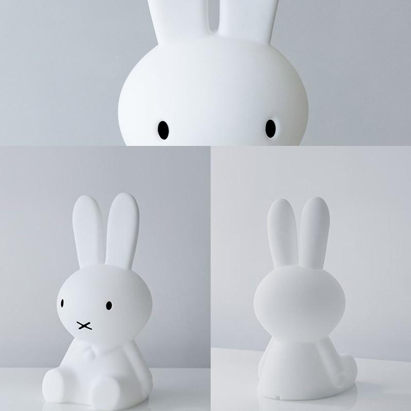 miffy rabbit LED light 800