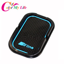 Sline 3D Anti-Slip Mat Interior Accessories Mobile Phone S Line Anti Slip Pad for Audi A2 A3 A4 A6 A8 A7 TT Q3 Q5 Q7 RS3 RS5 RS7
