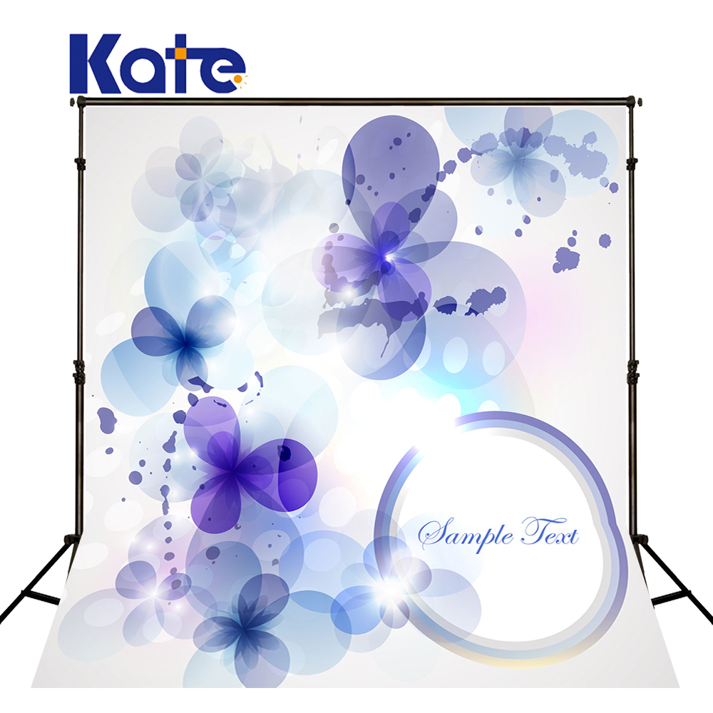 Kate Backdrops Simple Clover Flower Kate Wedding Photography Flower Backdrops<br>