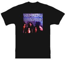 Gildan Deep Purple Machine Head Rock & Roll Music Classic Rock men t shirt