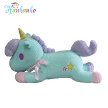 50cm New Cute Unicorn Plush Toy Giant Stuffed Animal Doll Lovely Horse Toy Gift For Childern