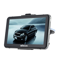 128MB RAM 4GB ROM FM MP3 Video Player KKmoon 7 Inch HD Touch Screen Car GPS Navigation North America Map with Handwriting Pen