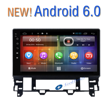 Free Shipping 10.2 inch Quad Core Android For Mazda 6 2002-2008 Car DVD Multimedia Player Navigation GPS Radio OBD(China)