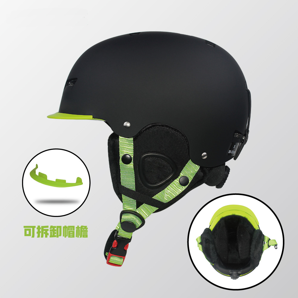 LANOVA ski helmet men and women children size snowboard helmet CE safety standards<br>