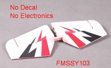 Horizontal Stabilizer for FMS Model 1300mm Sbach 342 RC Aeroplane FMS062
