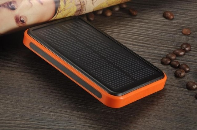 New style 20000mah power bank Waterproof solar power bank double usb bateria externa solar charger powerbank for mobile phone