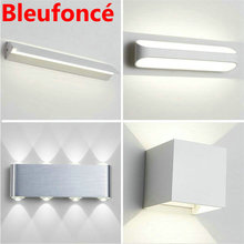 Wall Light LED Aluminum wall lamp  Bedside Lamp wall Sconce Decoration Lighting AC85-265V    NB312
