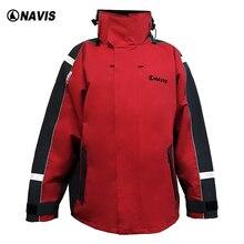 Навис парусный спорт куртка, прибрежных куртка, Яхтинг одежда, мусто ненастье, Рыбная ловля непромокаемый(China)