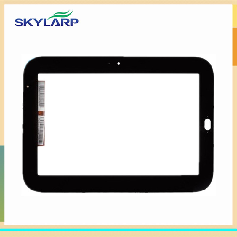 Black Touch Screen with Front Housing Digitizer Replacement for Lenovo LePad Y1011 S1 K1 Tablet PC touch screen digitizer panel <br>