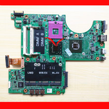 Original system board for Dell XPS M1530 motherboard with graphics graphic memory 128M , 100% working !