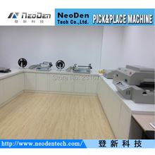 2015 NEW Good sale TM220A pick and place machine SMT production line stencil+pick and place machine+reflow oven