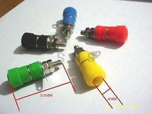 20 PCS Binding Post Speaker Terminal for 4mm Banana plug