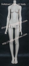1/3rd  BJD dolltown 18yrs Girl Body without head,BJD/SD doll boy body.not include clothes;wig;shoes and other access&ies