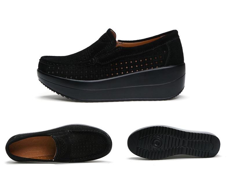 HX 3213-1 (24) 2018 Flatforms Women Shoes Summer