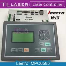 Leetro MPC6585 MPC 6585 Laser Controller DSP Motion Control System Board Motherboard For CO2 Engraver Cutting Machine Equipment