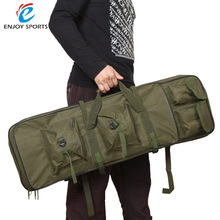 "85cm / 33.5"" Outdoor Hunting Military Tactical Gun Bag Square Carry Bag Gun Protection Bag Case Camping Backpack"