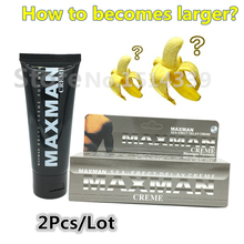 MAXMAN enlarge penis cream 60g gel for big penis enlargement sex delay cream male penis extender Growth Thickening Sex Products
