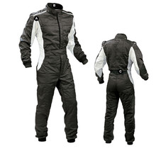 2017 GPFORTYSIX New Arrival Karting Suit Car Motorcycle Racing Club Exercise Clothing Overalls Stig Suit Two Layer Waterproof