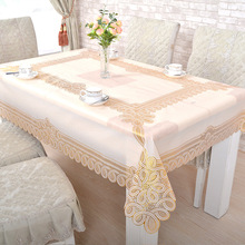 PVC Table Cloth Waterproof Oilproof Europe 136x180cm Home Gold Tablecloth Nappe Manteles Para Mesa Toalha De Mesa Tischdecke