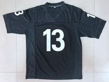Willie Beamen #13 Any Given Sunday Sharks American Football Jersey All stitched(China)
