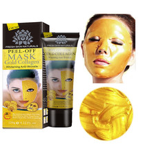 High Moisture Face Mask Gold Collagen Remove Wrinkle Skin Care Beauty Products Face Mask Mascarilla Maquillage Gezichtsmasker#2