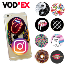 Vodex Fashion Phone Holder POP Expanding Stand and Grip  Mount for Smartphones and Tablets For Xiaomi iPhone Redmi 3 For HUAWEI