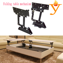 Factory Direct Sale Lift Up Coffee Table Mechanism With Gas Spring B06(China)