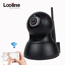 IP Camera Wi-fi wifi Looline Mini CCTV Security Camera System Module SD Card Record Night Vision Baby Monitor Wifi Camera IP(China)