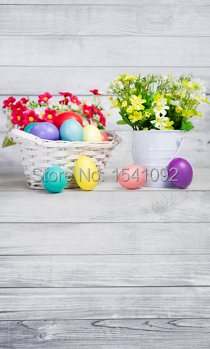 1.5X2.2M Customize vinyl photography backdrop newborn easter wood computer print  background for photo studio F075<br><br>Aliexpress