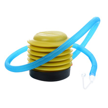 Inflator Foot Air Pump for Air Pillow Balloon Swimming Ring Inflatable Toy Balls(China)