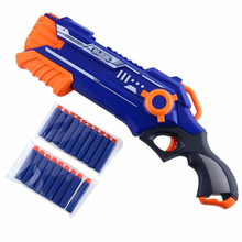 Pistol Gun Plastic Toy Gun Sniper Rifle Orbeez Arme Blaster With 12 Darts Kids Toys For Children Birthday Gifts Outdoors Toys
