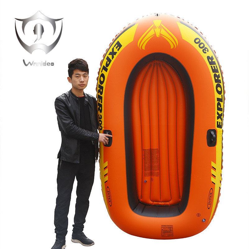 Wnnideo Inflatable Boat Fishing Boat Assault Boat Rafting Boat (2 person)(China (Mainland))