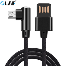 Buy OLAF Reversible Micro USB Cable 2A Fast Charging Data sync Microusb Cable Samsung Xiaomi Huawei Android Microusb Cable for $3.32 in AliExpress store