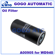 High quality Screw air compressor oil filter A00905 for WD940 Oil filter air compressor air compressor(China)