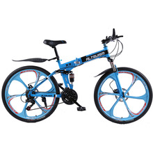 Altruism X9 Mountain Bikes 26-inch Steel 21-speed Bicycles Dual Disc Brakes Variable Speed Road Bikes Racing Bicycle(China)