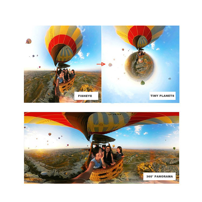 Viper Sport Panoramic Lens 360 Degrees Capturing Camera Wide Angle Fisheye Lens for iPhone 4