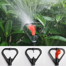 Garden Irrigator 1/2 Inch Connector Rotate Rocker Arm Water Sprinkler Spray Nozzle Watering Farm Rotating Sprinkler