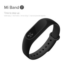 Buy Original Xiaomi Mi Band 2 Smart Fitness Tracker Mi Band2 Bracelet Wristband Miband OLED Touchpad Sleep Monitor Heart Rate for $25.99 in AliExpress store