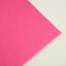 Rose Pink Colour for Handicrafts Photographic Backgrounds 1mm Thick Clean Materials Tradmark 100% Polyester Placemat Felt Fabric