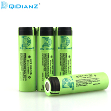 DQiDianZ NCR18650B 2PCS/4PCS 3.7V 4.8A 3400mAh 18650 Rechargeable battery use from Panasonic battery core for Flashlight
