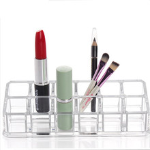 Acrylic Cosmetics Organizer Cabinet Box Clear Makeup Organizer Drawers Jewelry Storage(China)
